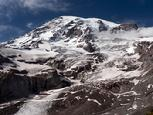 Rainier and Nisqually glacier