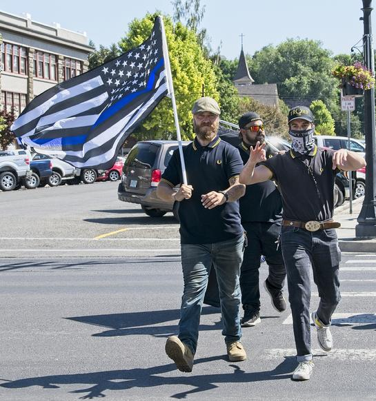 Proud Boys Enterprise, OR